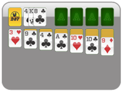 3 Card<br/>Solitaire